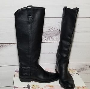 Frye | Frye Boots | Black Riding Boots | Size 7